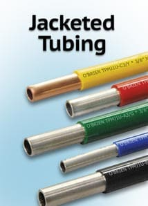 Insulated and Jacketed Tubing