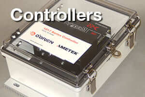 Temperature Controllers for STACKPAK® CEMS Sample Transport Bundles