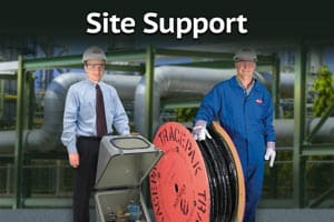 Site Support and Field Training